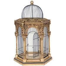 interior birdcages polyvore