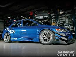 mitsubishi evolution 2006 ams evo 9 bluedemon timeattack my favorite evos pinterest