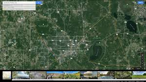 Google Florida Map by Gainesville Florida Map