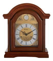 Mantle Piece Clock Acctim Weybridge Radio Controlled Chiming Mantle Clock Amazon Co