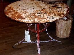 Vintage Bistro Table Vintage Bistro Table And Chairs Finelymade Furniture