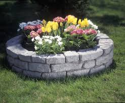 Faux Stone Planters by Faux Stone Raised Bed Garden Kits