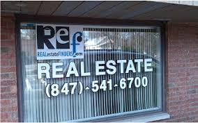 window lettering signs u work serving suburbs to chicago