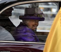 how was the first thanksgiving celebrated queen elizabeth at westminster abbey to celebrate dofe u0027s 60th