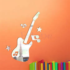musical home decor online get cheap wall stickers guitar music home decor aliexpress