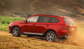 mitsubishi outlander sport 2016 red 2016 mitsubishi outlander review autoweb