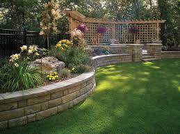 Steep Sloped Backyard Ideas Brilliant Landscaping A Sloped Backyard Ideas Sloped Backyard