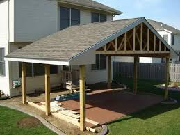 covered front porch plans roof patio roof designs for contemporary patio and garden