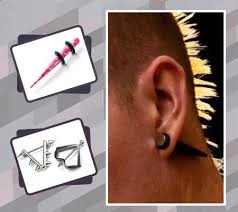 cool studs for guys types of earrings for guys to give them a cool sturdy look
