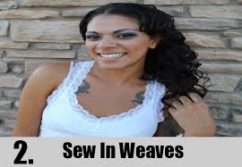 types of braiding hair weave 7 different types of hair weave techniques how to weave human