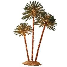 palm tree solar lights brylanehome pre lit 3 branch palm tree green you can get more