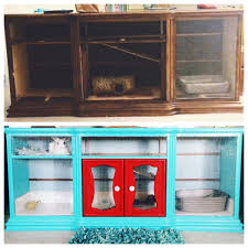 Rabbit Hutch Makers Rabbit Hutch Ideas Made From Repurposed Furniture Ok Before We