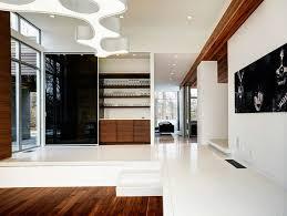 contemporary home interiors contemporary home in ohio with bright bold interiors