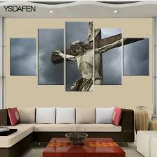 Art Decoration For Home by Online Get Cheap Christian Cross Art Aliexpress Com Alibaba Group