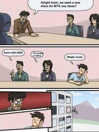 Boardroom Meeting Meme - boardroom suggestion know your meme