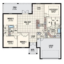 savannah home model floor plan synergy homes