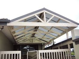 Flat Roof Pergola Plans by Gable Pergola Plans Peaked Pergolapergola With Slanted Roofpitched