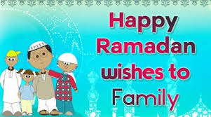 happy ramadan wishes to family ramadan sms messages