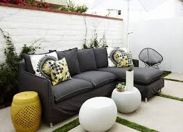 dark grey sectional sofa outdoor furniture outdoor furniture