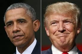 Best Obama Meme - donald trump insults barack obama with retweet of eclipse meme