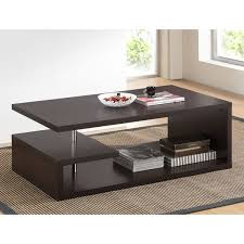 Overstock Round Coffee Table - excellent sample modern coffee tables overstock u2013 modern coffee