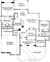 corner house plans plan 16803wg tuscan delight with arched entry small house plans