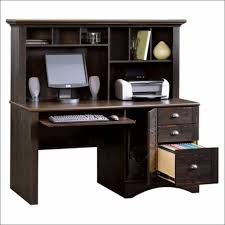 Computer Desk With File Cabinet Furniture Fabulous Computer Desk With Hutch Corner Computer Desk