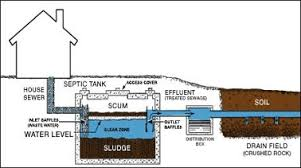 House Plumbing System Components Of A Basic Septic System Miller U0027s Services