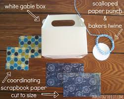 Easy Baby Shower Decorations Easy Baby Shower Favor Boxes For A Surprise Baby Shower