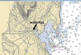map of camden maine island spirit sailing adventures eggmoggin reach buck s harbor