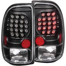 2001 dodge dakota tail light covers amazon com anzo usa 311101 dodge dakota black led tail light