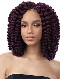crochet braids freetress braid wand curl braid collection 2x fluffy wand curl