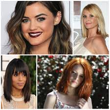 fascinating trendy hairstyles for medium length hair 2017