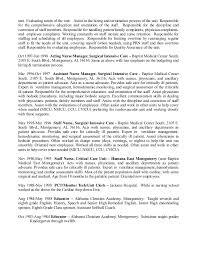 patient advocate resume resume 2015