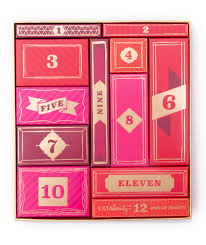 creative gifts for teenagers and tweens advent calendars beauty