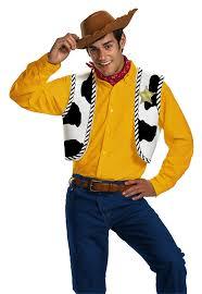 mens costume disguise men s disney pixar story and beyond woody