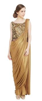 gown designs 20 gorgeous pics of saree gown designs