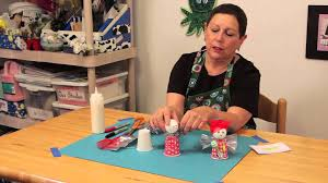 Kitchen Angel Craft Christmas Crafts Youtube