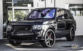 customized range rover 2017 range rover autobiography