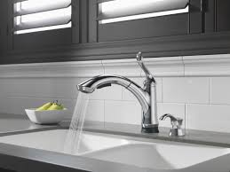 faucet com 4353t ar dst in arctic stainless by delta