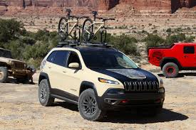 modified jeep cherokee automotiveblogz jeep cherokee canyon trail moab easter jeep safari