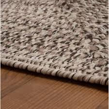 Cheap Round Area Rugs by Decoration Home Decorators Collection Charmed Mocha Ft X Braided