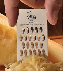 Business Cards Mini Design Mini Cheese Grater Business Card Sick Of The Radio