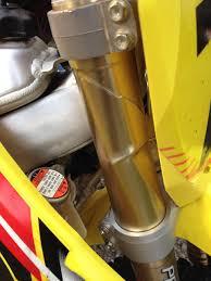 motocross bike shop suzuki forks breaking tech help race shop motocross forums