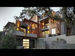 hillside home designs kohler sustainable design built green hillside home