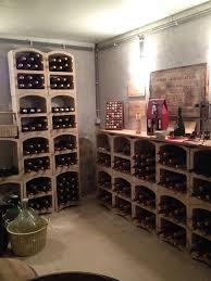 Casier Vin Terre Cuite Rangements Bouteilles Bloc Cellier Picla