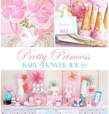 princess baby shower princess baby shower ideas