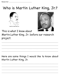 understanding nonfiction texts with help from dr martin luther