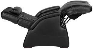 Human Touch Perfect Chair Contemporary Armchair Leather With Footrest Reclining