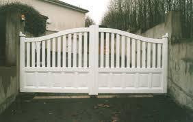 portails de jardin portail de jardin pas cher portillon gris anthracite pas cher